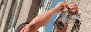 Instalación de cámaras de seguridad y cercos eléctricos